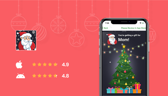 Santa's Secret Keeper - Best Christmas App for Kids