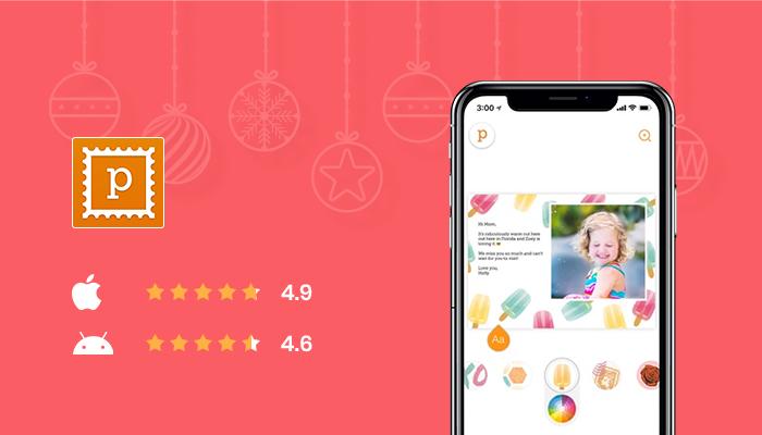 Postagram - Best Christmas Card App
