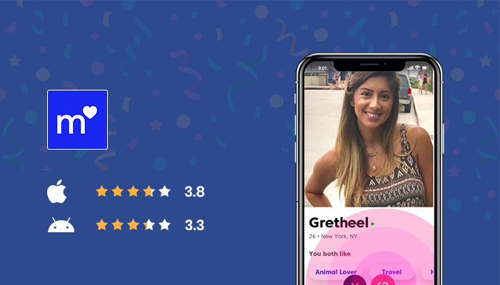 Match Dating - Best New Year's Resolution Apps