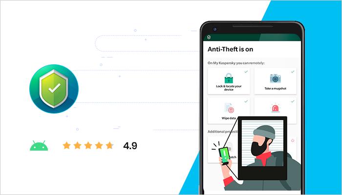 Kaspersky Mobile Antivirus - Best Free Android App