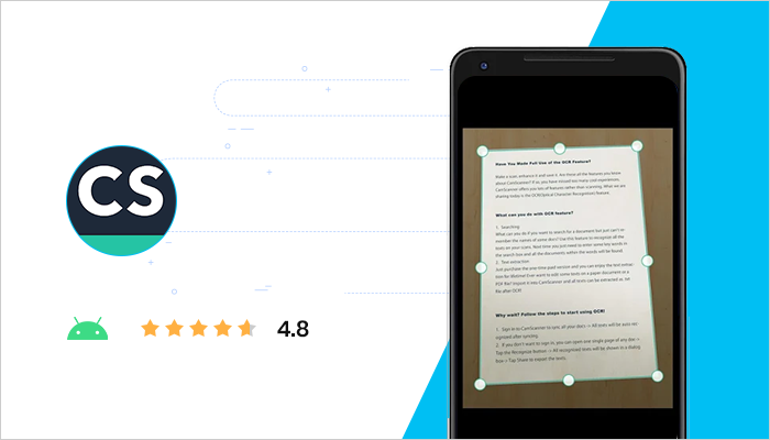 CamScanner - Best Free Android App