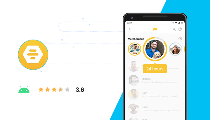 Bumble - Best Free Android App