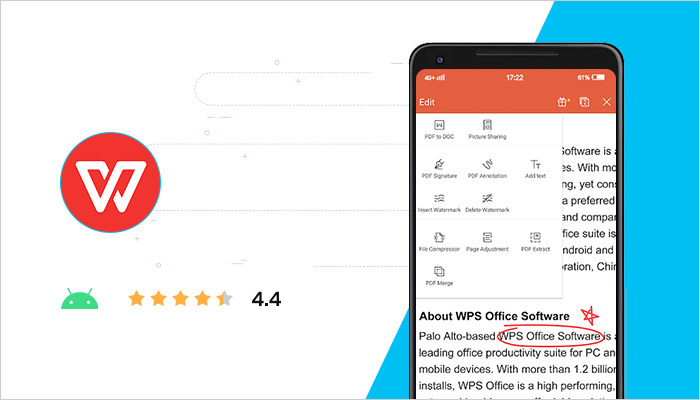 WPS Office - Top Android App