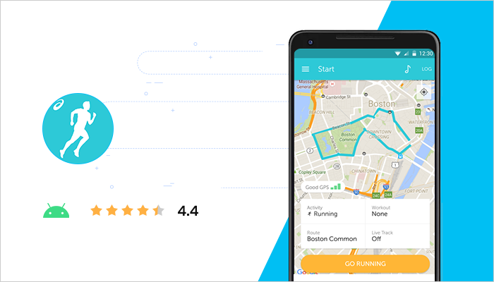 RunKeeper - Best Phone App for Android