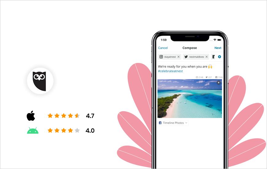 Hootsuite -Best Free Productivity App