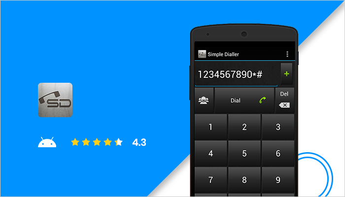 Simple Dialler - Best Dialer App For Android