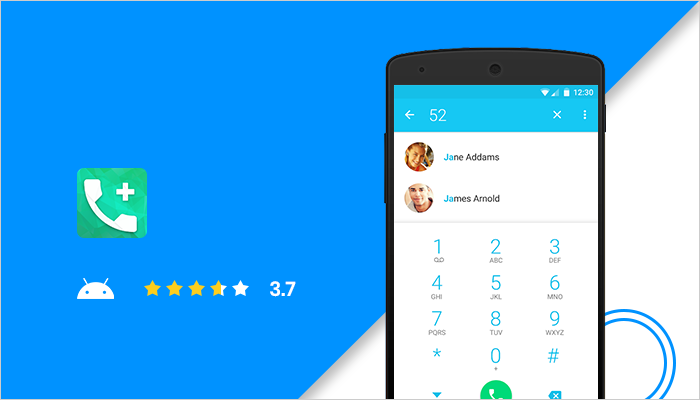 Dialer+ - Best Dialer App For Android