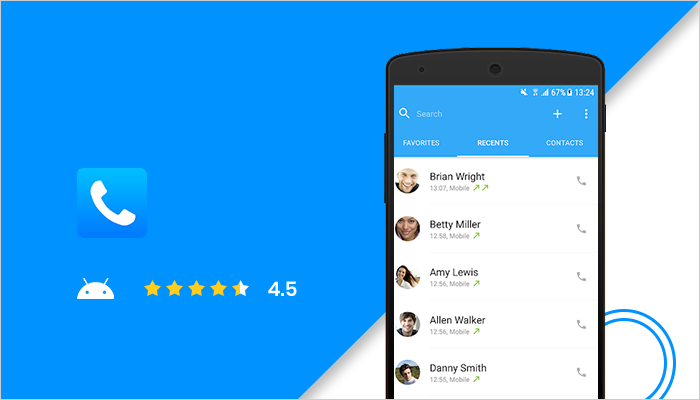 Simpler Dialer - Best Dialer App for Android