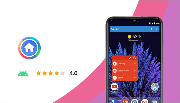 Action Launcher - Best Android Launcher