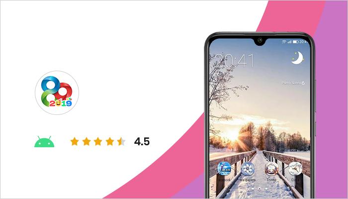 GO Launcher - Best Android Launcher