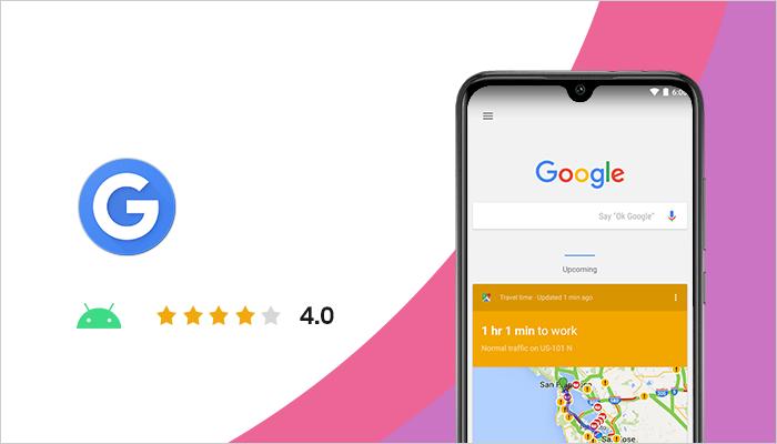 Google Now Launcher - Best Android Launcher