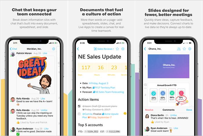 Quip app review