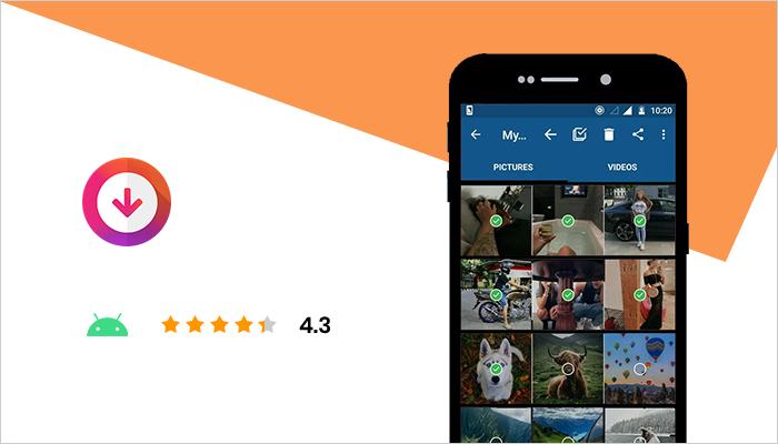 best app to download instagram photos