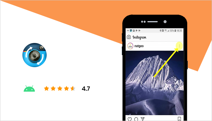 Regrann - Best Apps to Download Videos from Instagram