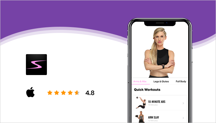 best fitness app for weight loss