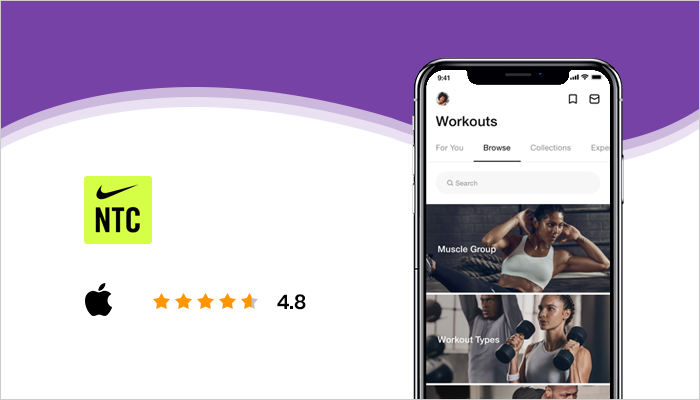 fitness tracker apps