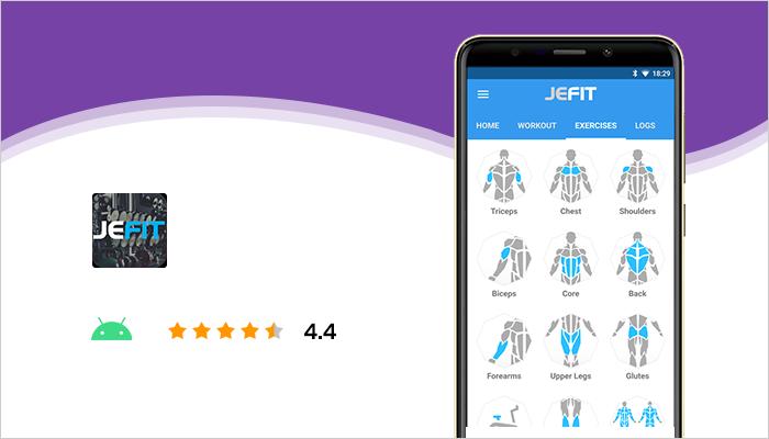 JEFIT - Best Fitness Apps