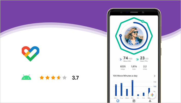 Google Fit - Best Fitness Apps
