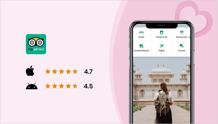 TripAdvisor - Best Valentine's Day Apps