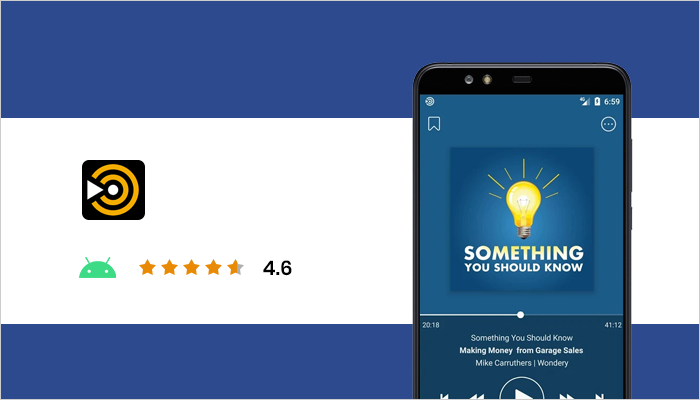 best podcast app for android free