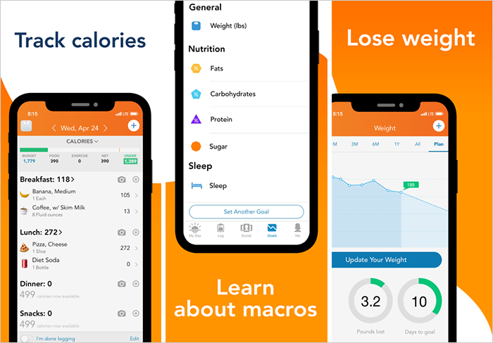 best calorie counter app