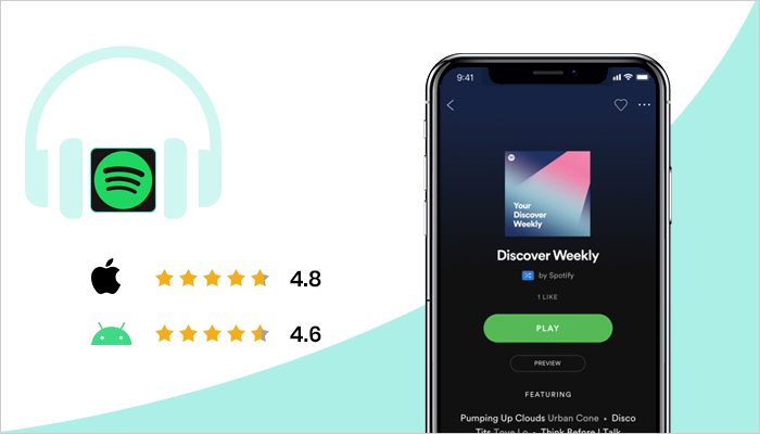 Spotify - Best Music Apps