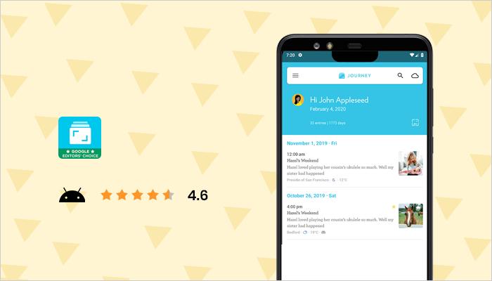 online journal app