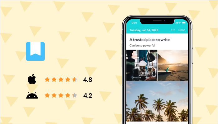 best android journal app