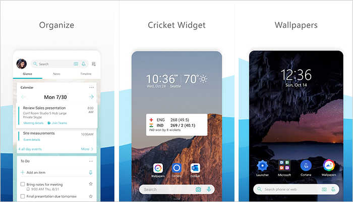 best launcher apps for android