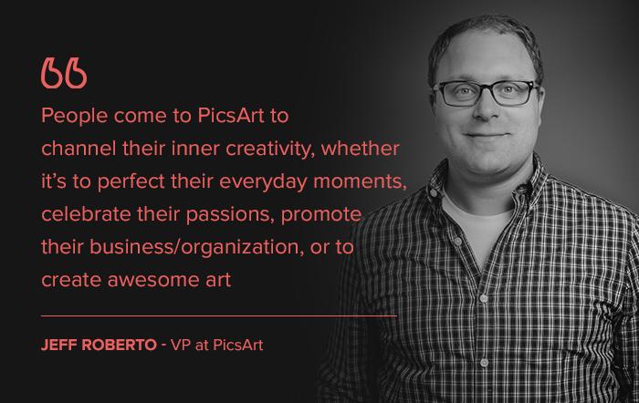 PicsArt's rip-roaring