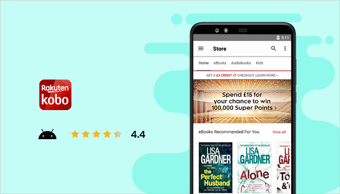 free novel reading app