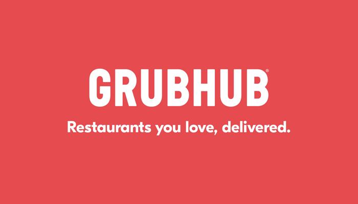 grubhub business model