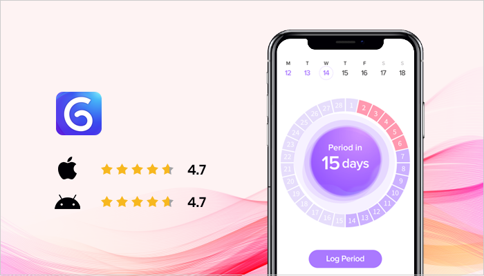 best period and ovulation tracker app