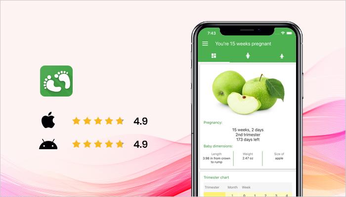 free pregnancy tracker app