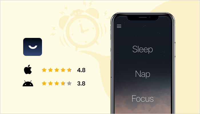 sleep app for iPhone