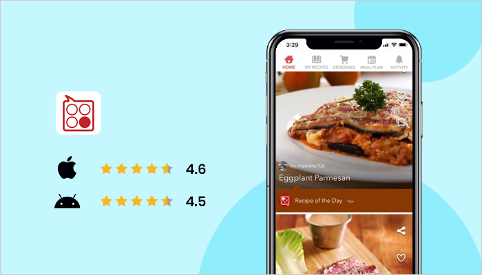 best food recipe apps