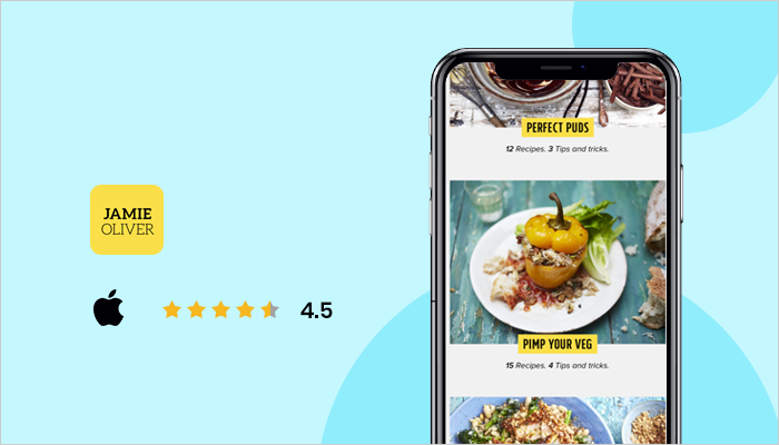 best cooking app for iPhone