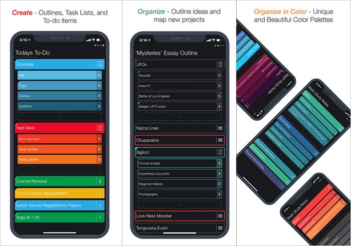 suru organizer app