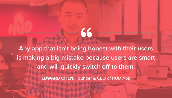CEO of Hud App