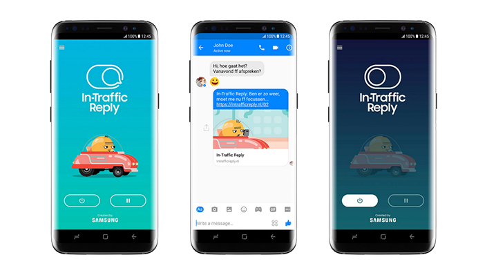 Samsung Traffic App