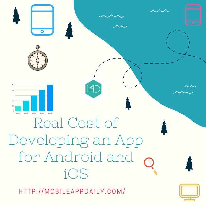 Real Cost of Developing an Mobile App for Android and iOS